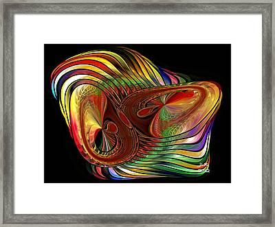 K'narc Framed Print