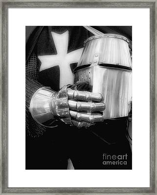 Knight 2 Framed Print
