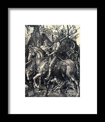 Sixteenth Framed Prints