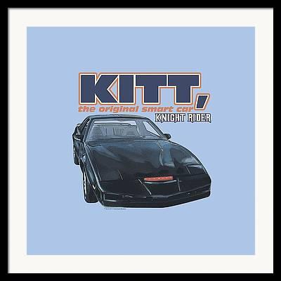 Car Show Framed Prints