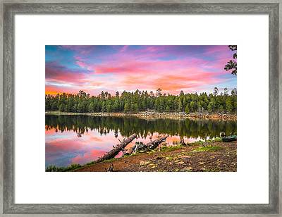 Savin' Me Framed Print by Stacy LeClair