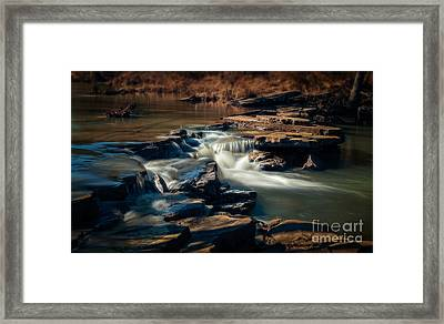 Knoppers Ford Framed Print