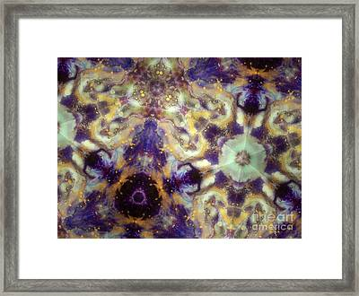 Knowing Framed Print