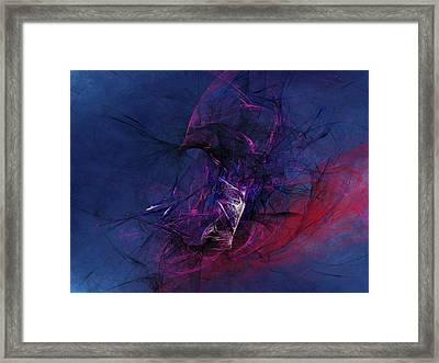 Knowledgeable Ignorance Framed Print by Jeff Iverson
