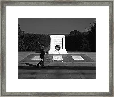Known Only To God Framed Print by Mountain Dreams