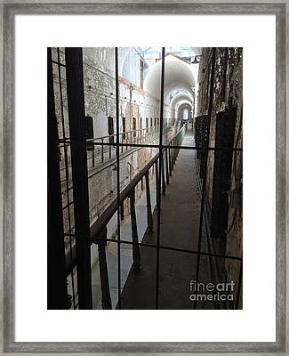 Knrn0402 Framed Print by Henry Butz