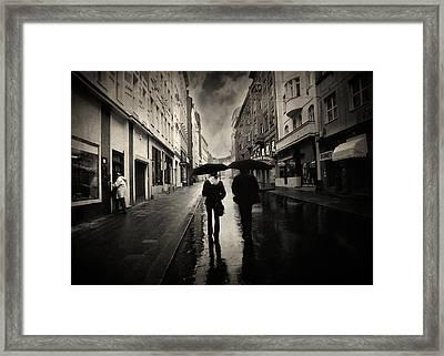 Koblizna Framed Print by Taylan Apukovska