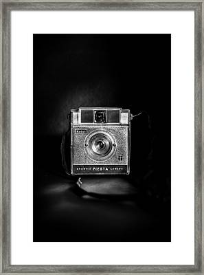 Kodak Brownie Fiesta Framed Print by Jon Woodhams