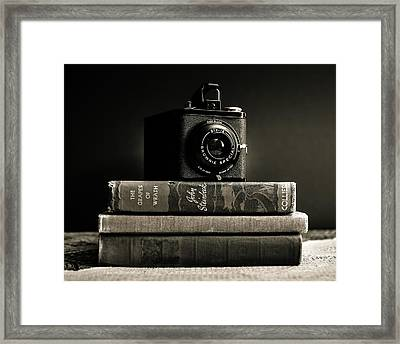 Kodak Brownie Special Six-16 Framed Print by Jon Woodhams