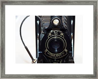 Kodak Kodex Framed Print by John Rizzuto