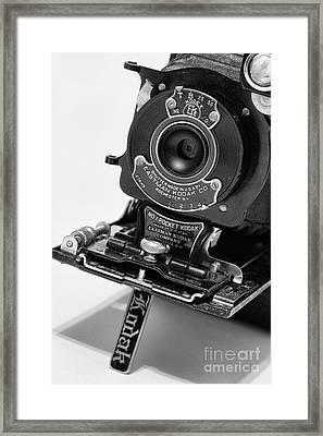 Kodak Framed Print by Paul Ward