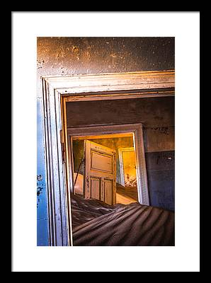 Ghost Town Photographs Framed Prints