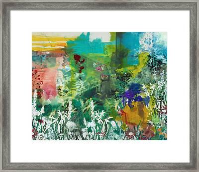 Kombi Framed Print by Gloria Von Sperling