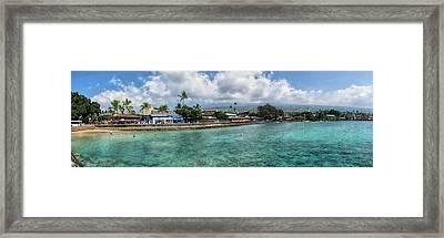 Kona Framed Print
