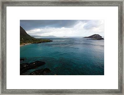 Kona Winds Framed Print by Kevin Smith