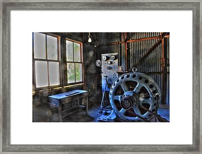 Koreshan State Park Generator 2 Framed Print