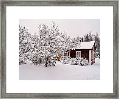Kovero Farm Framed Print