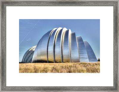 Kpac Framed Print