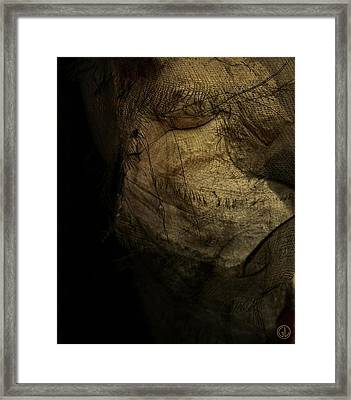 Kraka Framed Print by Gun Legler