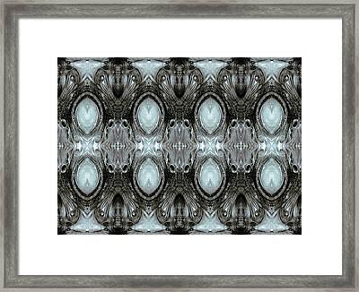 Krix Krax  - Digital Manipulation 2 Framed Print