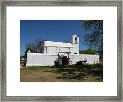 Kruithuis Powder Magazine & Armory Framed Print by Panoramic Images