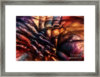 Krypton Framed Print by John Rizzuto