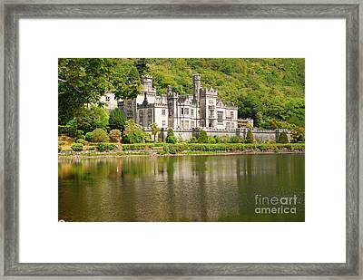 Kylemore Abbey 2 Framed Print