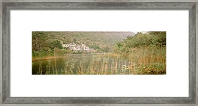 Kylemore Abbey County Galway Ireland Framed Print
