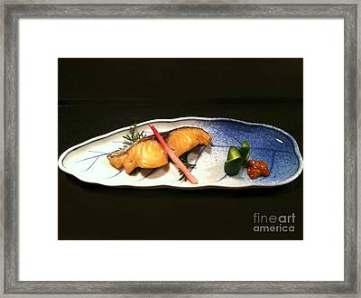 Framed Print featuring the photograph Kyoto Style by Carol Sweetwood