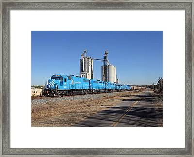 L And C Six Pack 2 Framed Print
