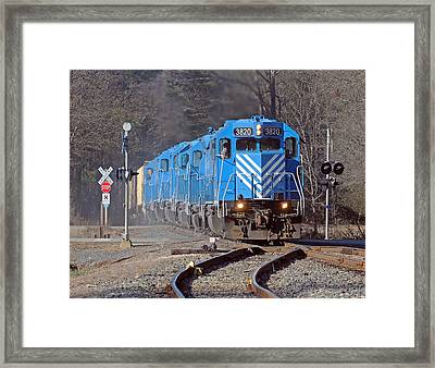L And C Six Pack 5 Framed Print by Joseph C Hinson Photography