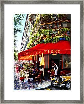 La Boheme Framed Print