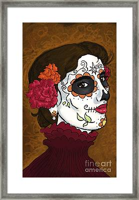 La Caterina Framed Print