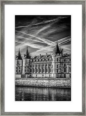 La Conciergerie  Framed Print by Lenny Carter