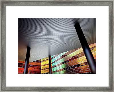 La Defense Framed Print by Dave Bowman