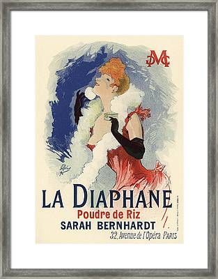 La Diaphane Framed Print by Gianfranco Weiss