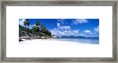 La Digue Island Seychelles Framed Print by Panoramic Images