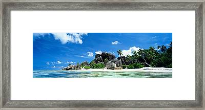 La Digue Seychelles Framed Print by Panoramic Images