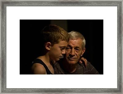 La Famiglia Iv Framed Print by Igor Zeiger