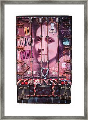 La Femme Fatale Framed Print