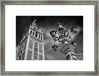 La Giralda Framed Print by Rod McLean