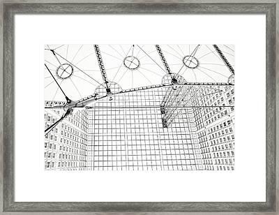 La Grande Ache Framed Print