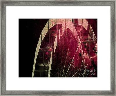 La Grande Roue Framed Print