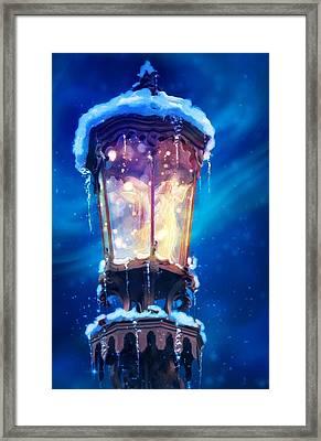La Lumiere Framed Print by Aimee Stewart