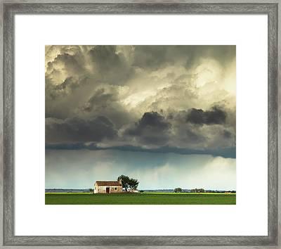 La Mancha I Framed Print