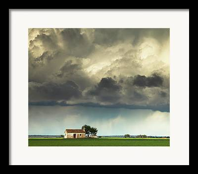 La Mancha Framed Prints