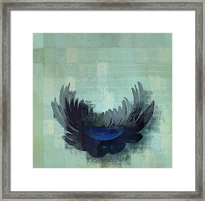 La Marguerite - 046143067-c02g Framed Print by Variance Collections