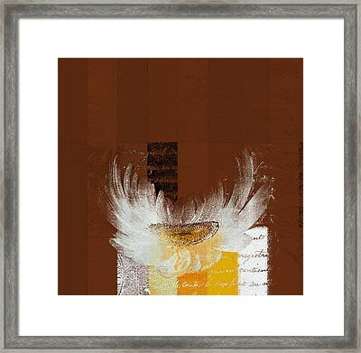 La Marguerite - 049143067 Framed Print by Variance Collections