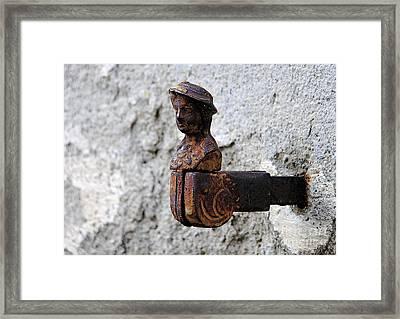 La Petite Iron Lady  Framed Print by France  Art