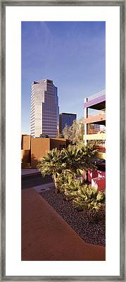 La Placita Tucson Az Framed Print by Panoramic Images
